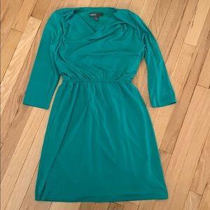 Donna Ricco Green Dress, SZ 8